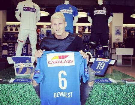 Gagnez le maillot de Sébastien Dewaest (RTL.be)