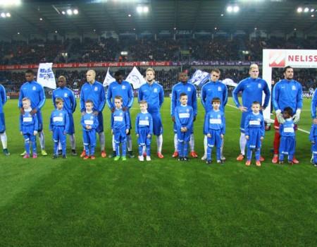 Défaite 0-2 face à Lokeren
