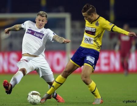 Genk l'emporte 0-1 à Waasland-Beveren