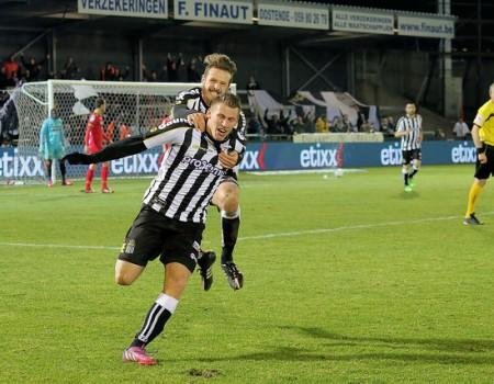 But Oostende vs Royal Charleroi 21/02/2015/