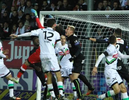 Genk retrouve le succès et s'impose 1-3 à Louvain