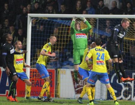 Match nul 0-0 à Westerlo