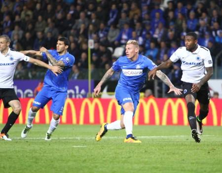 Superbe victoire 4-2 contre le FC Bruges