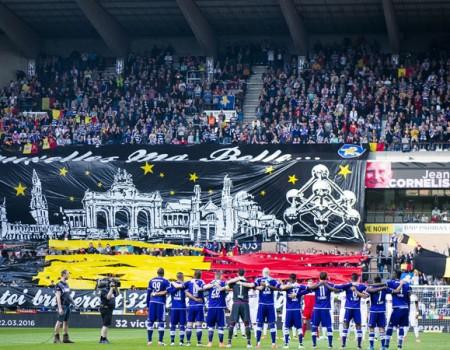 Genk s'incline à Anderlecht
