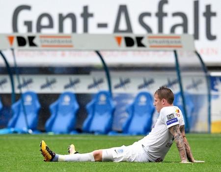 Genk défiera Charleroi pour une place en Europa League après son nul 0-0 à La Gantoise