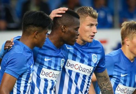 Victoire 2-0 face à Buducnosy Podgorica (Europa League)