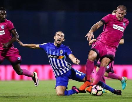 Genk accroche Zagreb 2-2 en Europa League