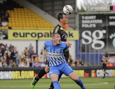 Genk s'impose 0-3 à Lokeren