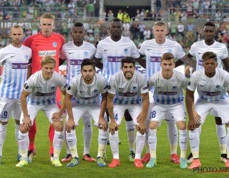 Genk s'incline au Rapid Vienne 3-2