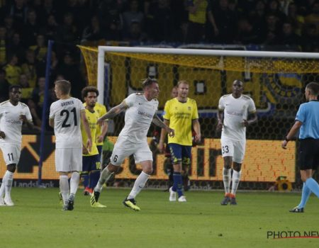 Genk qualifié pour les poules de l'Europa League, Sébastien Dewaest buteur !