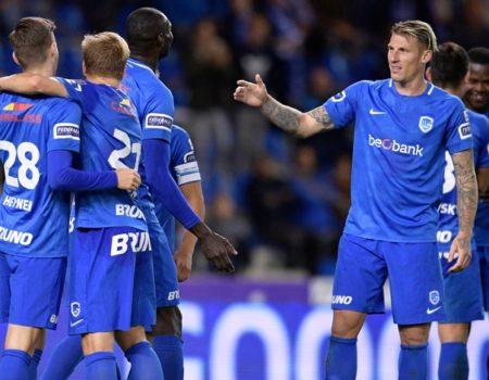 Genk s'impose 4-0 face à Zulte-Waregem