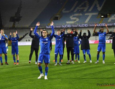 Genk l'emporte 5-2 au Cercle Bruges sur un triplé de Trossard.