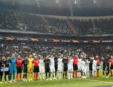 Splendide victoire 4-2 à Besiktas !