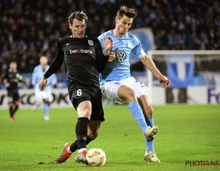 Genk repart de Malmö avec le nul 2-2