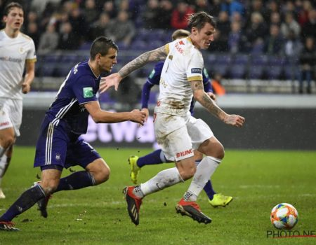 Genk l'emporte à Anderlecht 0-1