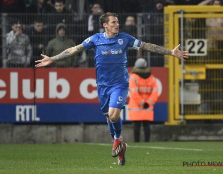 Genk s'impose 1-3 à Charleroi, Sébastien Dewaest buteur (Croky Cup).