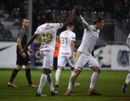 Genk solidement en tête après sa victoire à Eupen 0-2