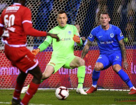 Genk et l'Antwerp dos-à-dos 0-0