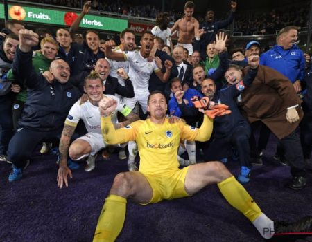 Genk champion de Belgique !