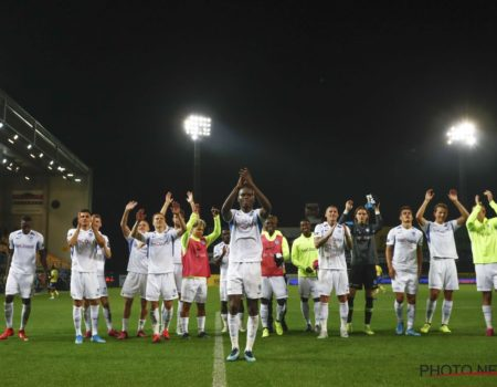 Genk s'impose 0-4 à Waasland-Beveren avec un hat-trick de Samatta