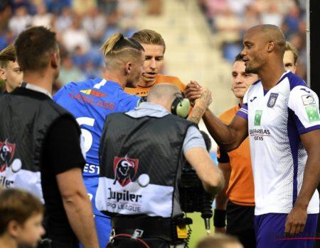 Genk s'impose 1-0 face à Anderlecht