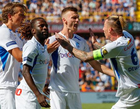 Genk accroche Bruges 1-1
