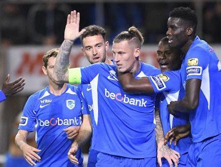 Genk bat le Cercle Bruges sur un but de Sébastien Dewaest