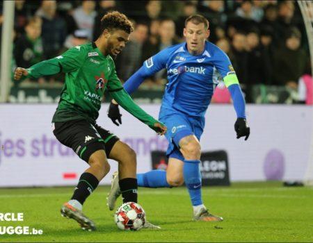 Victoire 1-2 au Cercle de Bruges