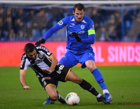 Victoire 1-0 face à Charleroi