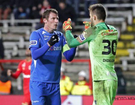 Genk prend 1 point à l'Antwerp