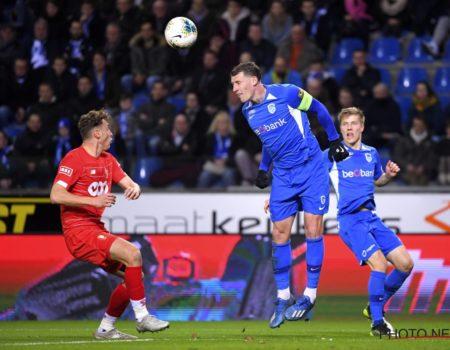 Genk s'incline 1-3 contre Liège