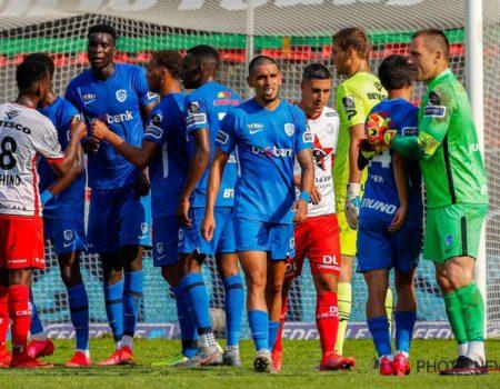 Genk démarre par une victoire 1-2 à Zulte Waregem
