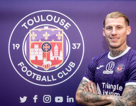 Sébastien Dewaest rejoint le Toulouse FC
