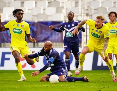 Le TFC s'offre Bordeaux en Coupe de France 0-2 !