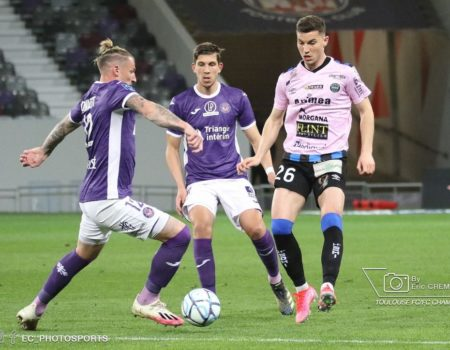Le TFC assomme Chambly 4-0