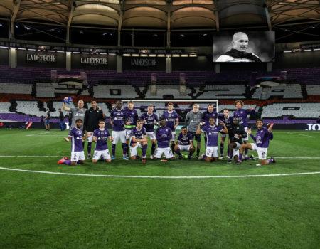 Toulouse s'impose 3-0 face à Caen