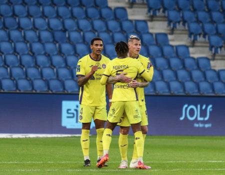 Courte mais précieuse victoire au Havre 0-1
