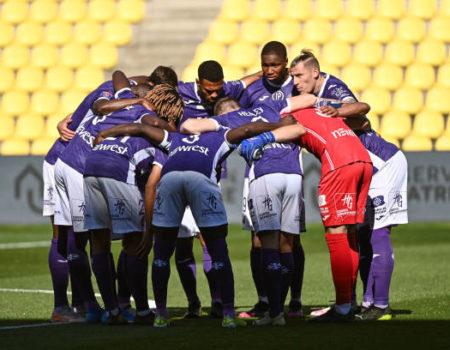 LE TFC cale en ligue 2 malgré sa victoire à Nantes 0-1